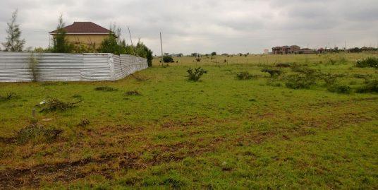 1/8 acre Kitengela