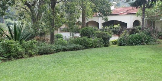 4 bedroom flat in Muthaiga north